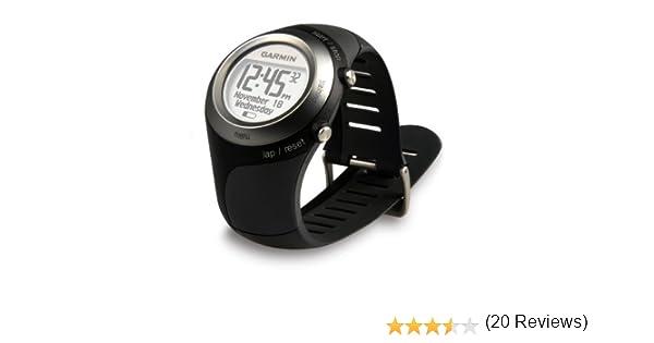 Garmin Forerunner 405 - reloj deportivo con GPS y pulsómetro: Amazon.es: Zapatos y complementos