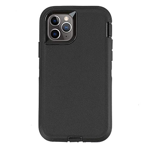 Smartelf Case for iPhone 11 Pro Heavy Duty Dual Layer Protective Cover Shockproof Drop Protection High Impact Resistant Hard Shell for iPhone 11 Pro 2019 5.8