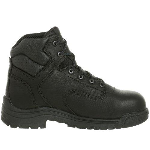 Timberland PRO Mens 50507 Titan 6 Composite Toe Boot,Black,10 M Black