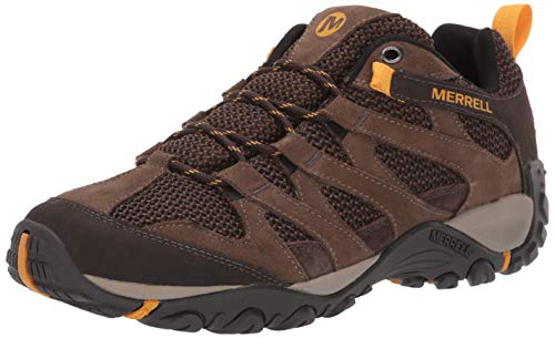 Merrell Men's ALVERSTONE Hiking Shoe, Stone, 10.5 M US