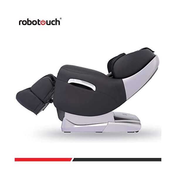 41DIcdl3LIL Robotouch Maxima Luxury Ultimate Full Body Zero Gravity Massage Chair (Black)