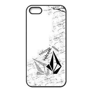 Volcom Volcom iPhone 5 5s Cell Phone Case Black DIY Gift pxf005_0269613