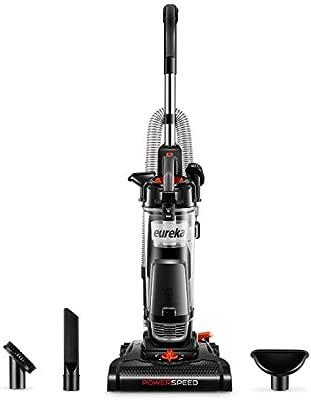 Eureka Neu180b Lightweight Powerful Upright Pet Hair Vacuum Cleaner For Home Graphite