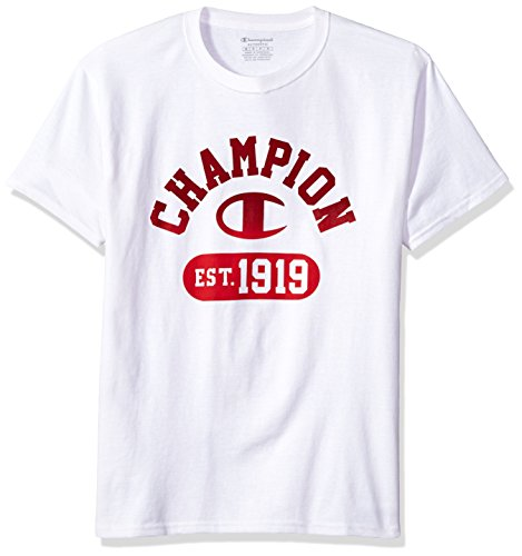 ic Jersey Graphic T-Shirt, White/Gym Fade, 2X Large ()