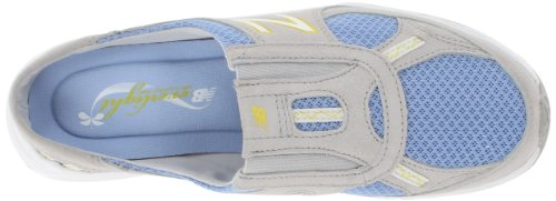 888098229981 - New Balance Women's WW520 Walking Shoe,Grey/Blue,10 B US carousel main 6