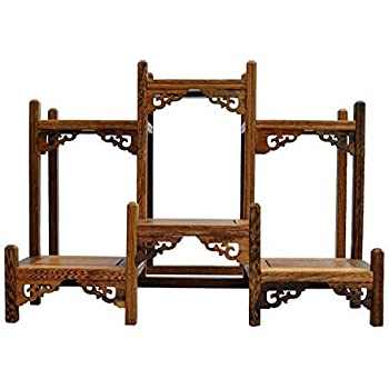Amazon Com Nwfashion Chinese Wooden Assemble Display