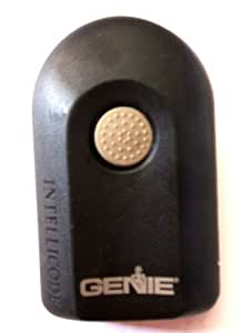 How To Program Garage Door Remote >> Genie GIT-1BL One-Button Remote Control with Intellicode ...