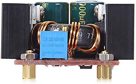 150W Adjustable Mobile Power Supply Module Hoch pow DC-Stromversorgungsmodul Gaodpz