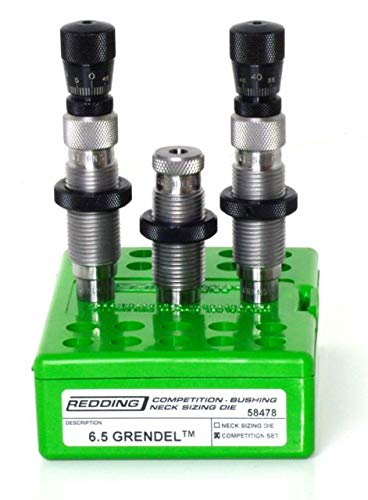 Redding Reloading Competition Seating Die - 6.5 GRENDEL, 55478