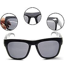 A2000 1280*720P SunGlasses Video Spy Camera Eyewear Mini DV Dvr Camera With Glasses Hidden SPY Camera Glasses Video