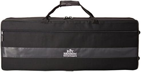 Roy Benson RB700670 - Saxofón tenor en Sib TS-302, latón, estuche ligero rectangular: Amazon.es: Instrumentos musicales