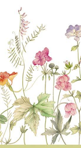 - Caspari Disposable Hand Towels, Decorative Paper Guest Towels for Bathroom or Paper Napkins Dinner Napkins Size French Floral Pak 30