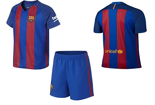 228d4ff25 JerzeHero Barcelona Messi  10 Soccer Gift Set ✓ Youth or Adult Sizes ✓ Soccer  Jersey