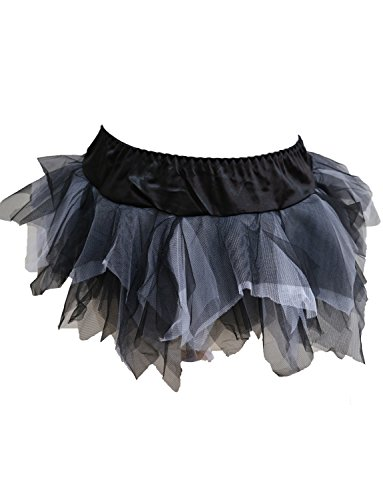 Grande 52 Dguisement Taille Filles Jupe Noir 56 Soires Rouge Entre 34 Yummy Noir Blanc Bee Tutu Adulte Burlesque nIq0xqzZEv