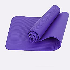 Amazon.com : GTVERNH-Yoga Mat thick widen the long anti