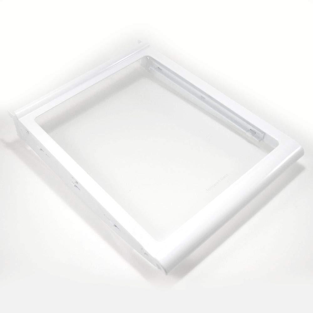 Shelves LG Electronics 5027JJ1008D Refrigerator Shelf White Appliances