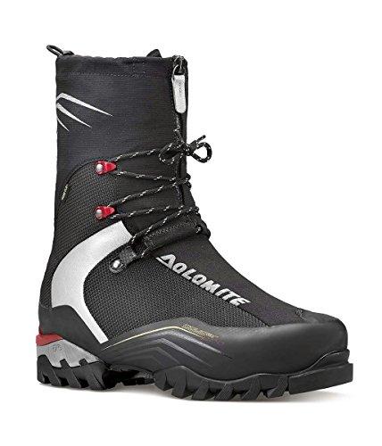 Dolomite , Scarponcini da camminata ed escursionismo uomo Nero