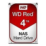 Western Digital WD40EFRX WD Red NAS Hard Drive - Hard drive - 4 TB - internal - 3.5 inch - SATA 6Gb/s - buffer: 64 MB - for WD My Cloud EX2, EX4