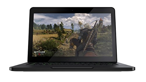 Razer Blade RZ09-01302E21-R3U1 14-Inch Touchscreen Gaming Laptop (Intel Core i7 4720HQ, 2.60GHz, 256GB SSD,  NVIDIA GeForce GTX 970M Graphics Card, Windows 10)