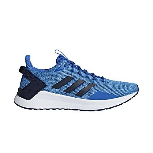cheap for discount e174c 10a43 adidas Mens Questar Ride Running Shoe, BlueLegend InkBright Cyan 9.5 M