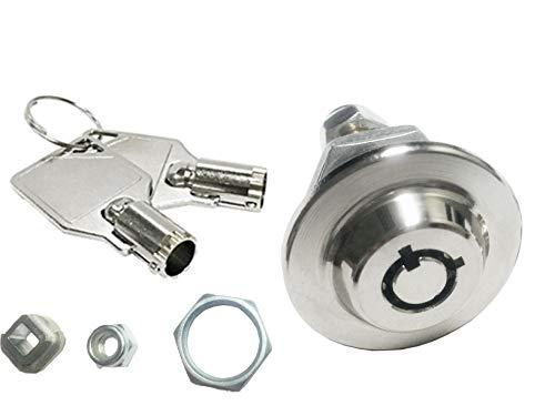 Gun Cabinet Original Homak Toolbox Lock 5/8