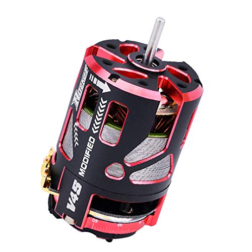 SM SunniMix Rocket 540 V4S Sensored Brushless Motor Modified 5.5T for 1/10 1/12 RC Cars