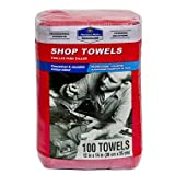 Member's Mark Commercial Shop Towels (100ct.) (pack of 6)