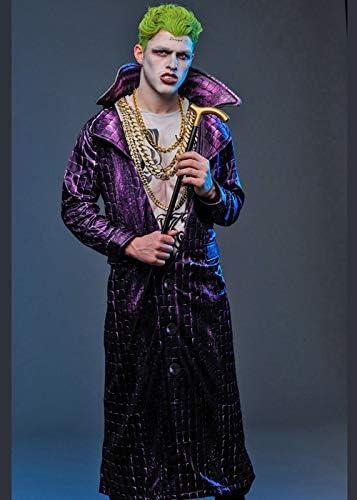 Delights Disfraz de Suicidio para Hombre The Joker Disfraz Std ...