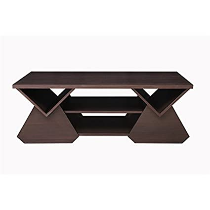 Furniture Of America Annabelle Coffee Table In Espresso