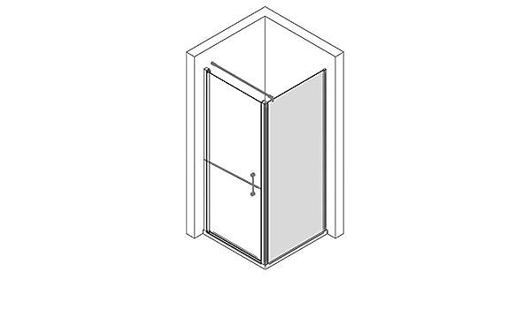 Cuidado ducha – partido en deriva de puerta con aspecto pared ...