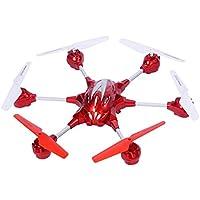 W609-10 4.5CH 2.4G Remote Control RC Gyro RTF Hexacopter w/ HD Camera Red