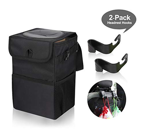Car Trash Can Waterproof Leakproof product image