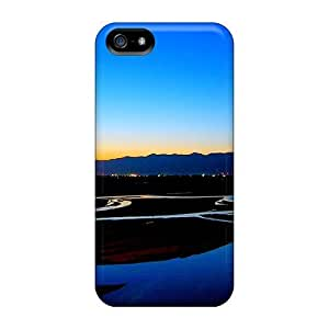 Bernardrmop Design High Quality River At Late Evening Cover Case With Excellent Style For Iphone 5/5s wangjiang maoyi