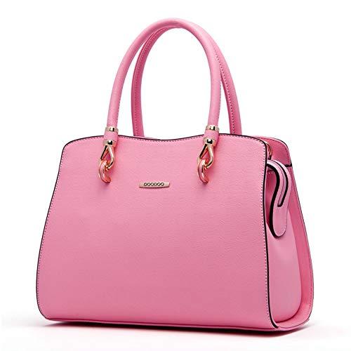 DonnaA Da Per beige Con Pink Tracolla Borsa Casual Tracolla Ahwz 4jR5Lq3A