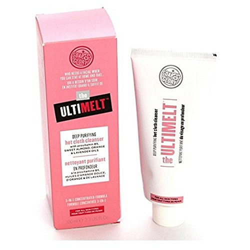 Soap And Glory The Ultimelt Deep Purifying Facial Hot Cloth Cleanser 100ml B00G7TZ9PE