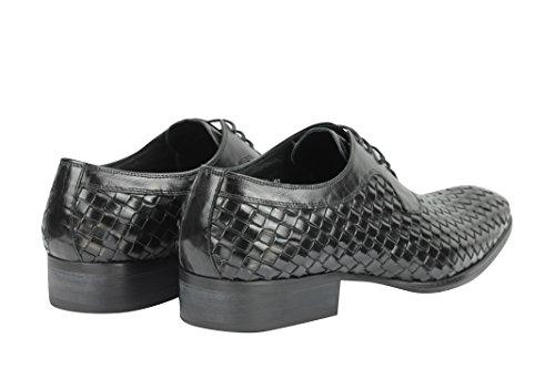 Chaussures Noir Xposed à lacets homme 0dYdq