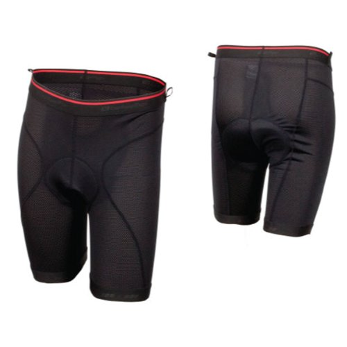 cdc3844fa Amazon.com   Bellwether Men s Premium Undershorts   Cycling Compression  Shorts   Clothing