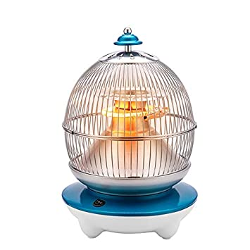 ZZHF Calentador, Calentador de Jaula de pájaros, Estufa a la Parrilla, hogar,