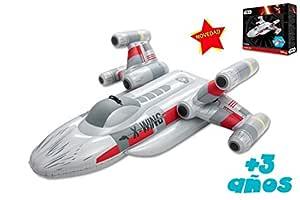 Disney- Nave espacial hinchable Star wars: Amazon.es: Juguetes y ...