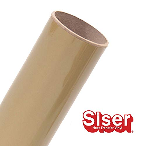 Siser EasyWeed 11.8x10ft Roll (Gold)