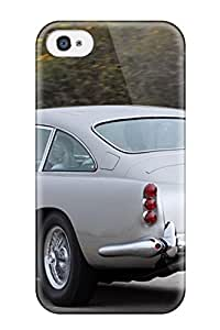 Top Quality Case Cover For Iphone 4/4s Case With Nice Aston Martin Db5 2 Appearance