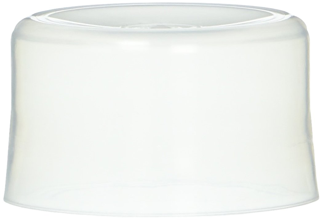 Kartell 1211Z83PK 261154-0003 Polypropylene Autoclavable Weighing Bottle with Polypropylene Lid, 49 mm OD x 29 mm Height, 30 ml Capacity, 10 g tare Weight (Pack of 10)