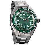 Vostok Komandirskie Mens Automatic Russian Military Wristwatch WR 200m #650856