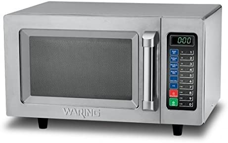 Amazon.com: Waring wmo90 Medium Duty Comercial 0,9 cu. ft ...
