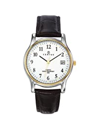 Certus Paris Men's 611273 Classic White Dial Date Watch