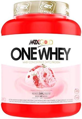 MTX nutrition OneWhey [4,535 G. ] 10 Lbs. BerryBlast ...