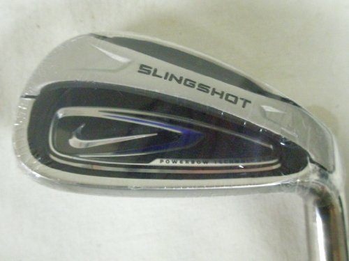 Nike Slingshot 2010 4 iron (Steel True Temper, Uniflex) 4i SS Golf Club New (Nike Individual Iron)