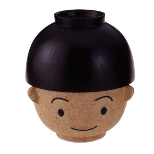 Boy Rice & Soup Bowls Set (Japan) by Sun Art