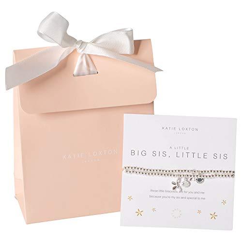Katie Loxton A Little Big Sis, Little Sis - Bracelet -
