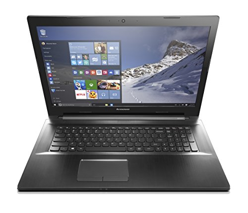 Lenovo Z70 17.3-Inch Laptop (Core i7, 16 GB RAM, 1 TB HDD + 8 GB SSD, Windows 10) 80FG00DCUS